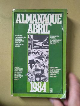 Almanaque Abril 1984