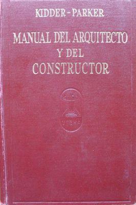 Manual del Arquitecto y del Constructor