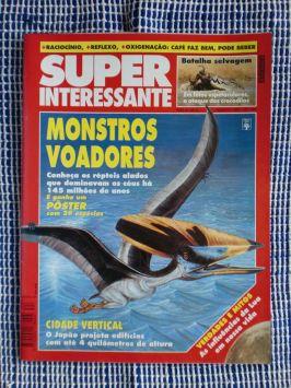 Super Interessante – Nº 83 – Agosto 1994