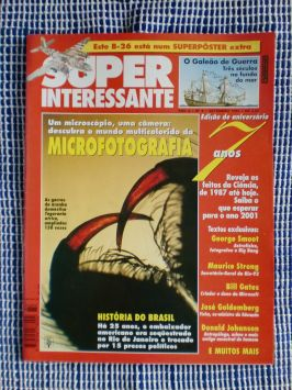 Super Interessante – Nº 84 – Setembro 1994