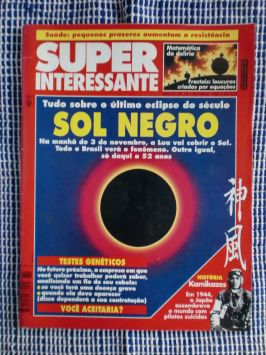 Super Interessante – Nº 85 – Outubro 1994