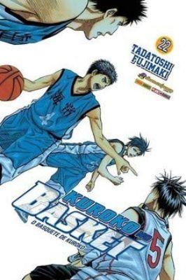 Kuroko no Basket – o Basquete de Kuroko – Volume 22