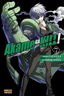 Akame Ga Kill – Volume 7