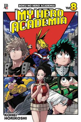My Hero Academia – Volume 8