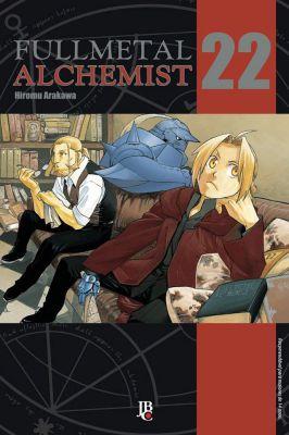 Fullmetal Alchemist – Volume 22