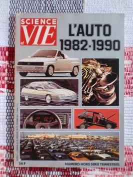 Science et Vie – Lauto 1982-1990 – Juin 1982