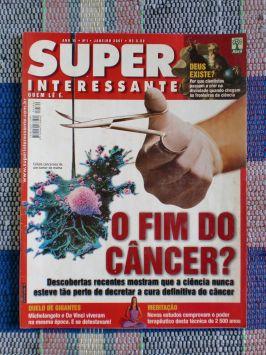 Super Interessante – Nº 160 – Janeiro 2001