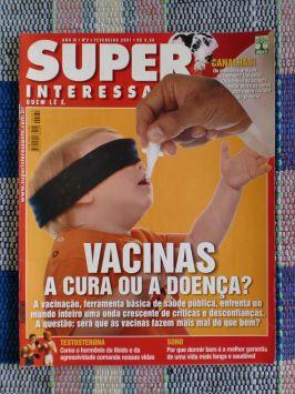 Super Interessante – Nº 161 – Fevereiro 2001