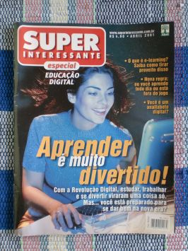 Super Interessante Especial – Nº 162 – Abril 2001