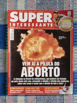 Super Interessante – Nº 163 – Abril 2001
