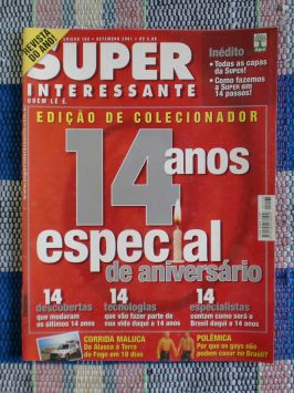 Super Interessante – Nº 168 – Setembro 2001