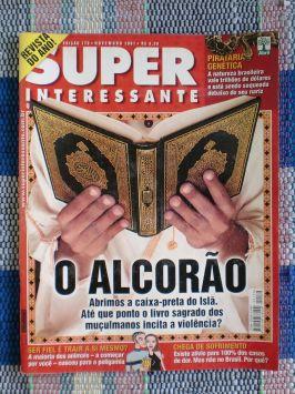 Super Interessante – Nº 170 – Novembro 2001