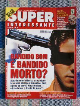 Super Interessante – Nº 171 – Dezembro 2001