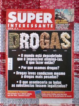 Super Interessante – Nº 172 – Janeiro 2002
