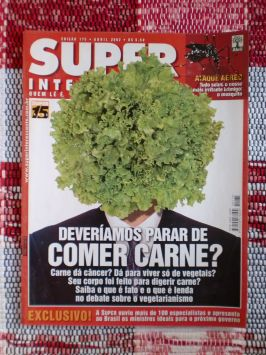 Super Interessante – Nº 175 – Abril 2002
