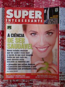 Super Interessante – Nº 182 – Novembro 2002