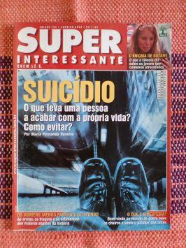 Super Interessante – Nº 184 – Janeiro 2003