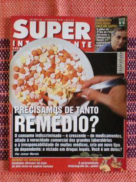 Super Interessante – Nº 185 – Fevereiro 2003
