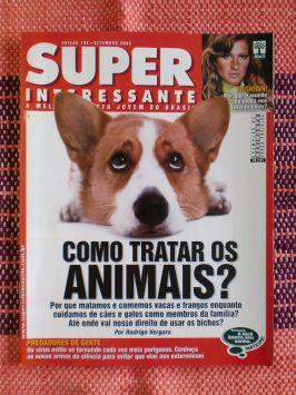 Super Interessante – Nº 192 – Setembro 2003