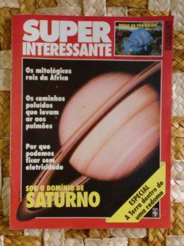 Super Interessante – Nº 40 – Janeiro 1991