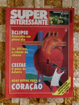 Super Interessante – Nº 44 – Maio 1991