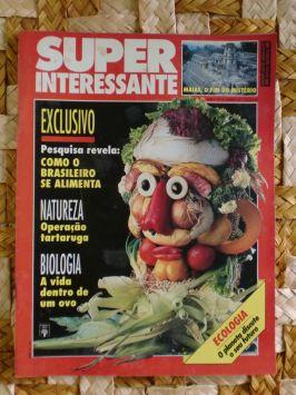 Super Interessante – Nº 45 – Junho 1991