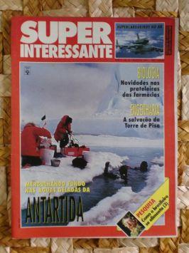 Super Interessante – Nº 47 – Agosto 1991