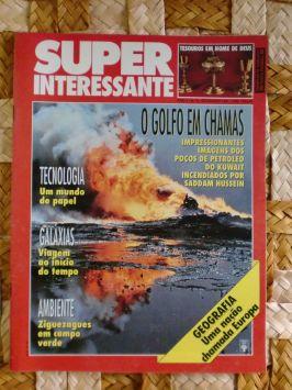 Super Interessante – Nº 48 – Setembro 1991