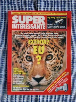 Super Interessante – Nº 87 – Dezembro 1994
