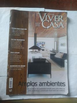 Revista Viver Casa 6 – Amplos Ambientes