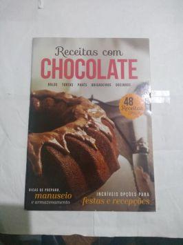 Receitas Com Chocolate
