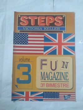 Steps- Volume 3- Fun Magazine- 3o Bimestre