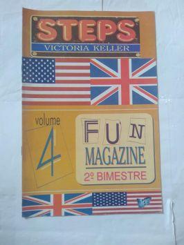 Steps – Volume 4 – Fun Magazine – 2o Bimestre