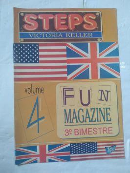 Steps – Volume 4 – Fun Magazine – 3o Bimestre