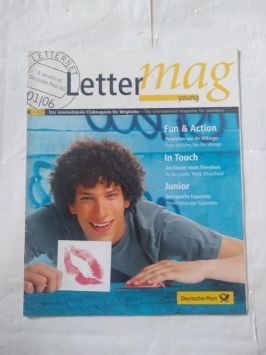 Letter Mag Young 01/06 -fun & Action – In Touch – Junior