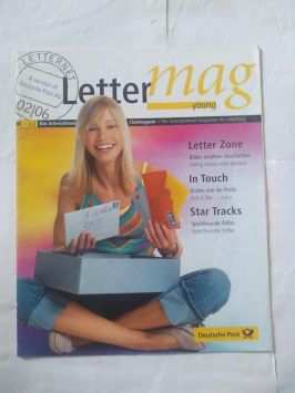 Letter Mag Young 02/06- Letter Zone- In Touch – Star Tracks