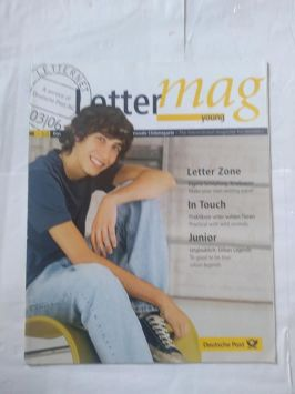 Letter Mag Young 03/06 – Letter Zone – In Touch – Junior