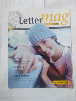 Letter Mag Young 04/06 – in Touch – Clubbing – Fun & Action