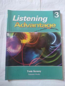 Listening Advantage 3 – Com O Cd