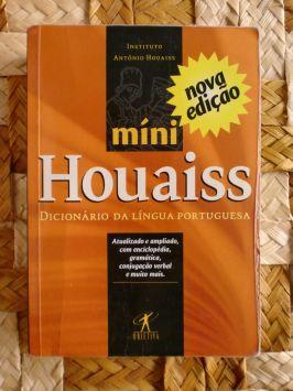 Míni Houaiss – Dicionário da Língua Portuguesa