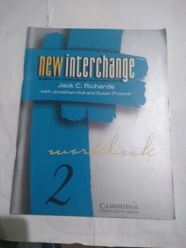 New Interchange – Workbook 2