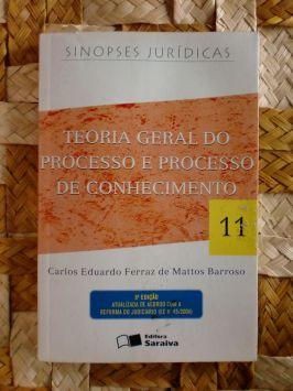 Teoria Geral do Processo e Processo de Conhecimento