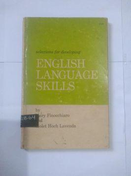 English Language Skills: Selection For Developing – Mary Finocchiaro / Violet Hoch Lavenda