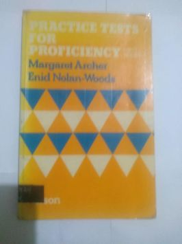 Practice Tests For Proficiency – First Series
