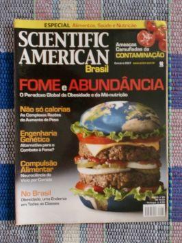 Scientific American Brasil – Nº 65 – Especial Fome e Abundância