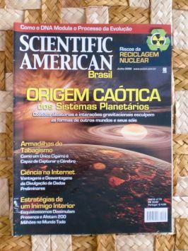 Scientific American Brasil – Nº 73 – Junho 2008