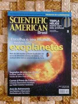 Scientific American Brasil – Nº 80 – Janeiro 2009