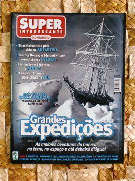 Super Interessante Especial – Grandes Expedições – Julho 2004