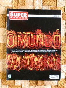 Super Interessante Coleções – o Mundo Vai Acabar – Novembro 2012