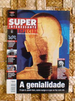 Super Interessante Especial – a Genialidade – Outubro 1998